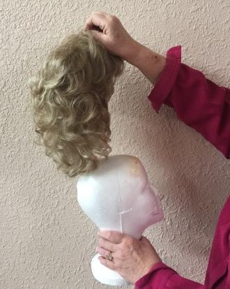 Remove Wig